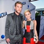 Look of the Day – Miley Cyrus and Liam Hensworth