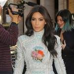 Look of the Day – Kim Kardashian