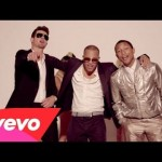 Robin Thicke featuring T.I and Pharrell – Blurred Lines