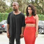 Look of the Day – Kim and Kanye West